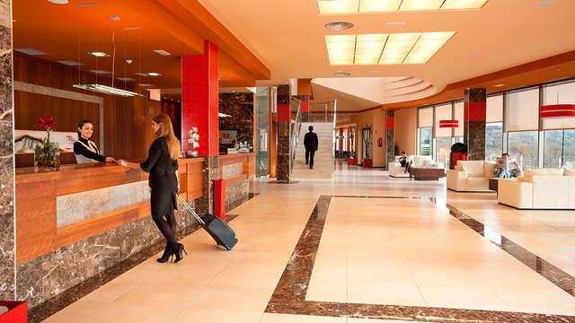 Hotel Spa Norat Torre do Deza Superior