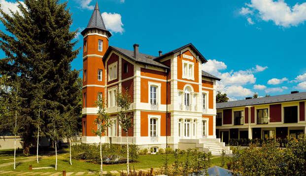 Escapada con Spa en un hotel de lujo en Puigcerdá