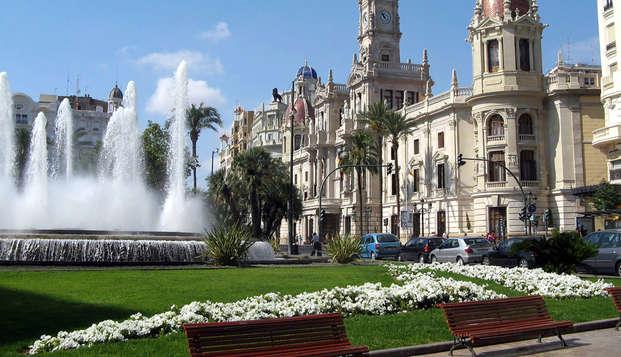 Hotel Xon s Valencia - destination