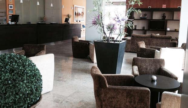 Hotel Xon s Valencia - lobby