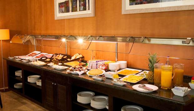 Hotel Xon s Valencia - buffet