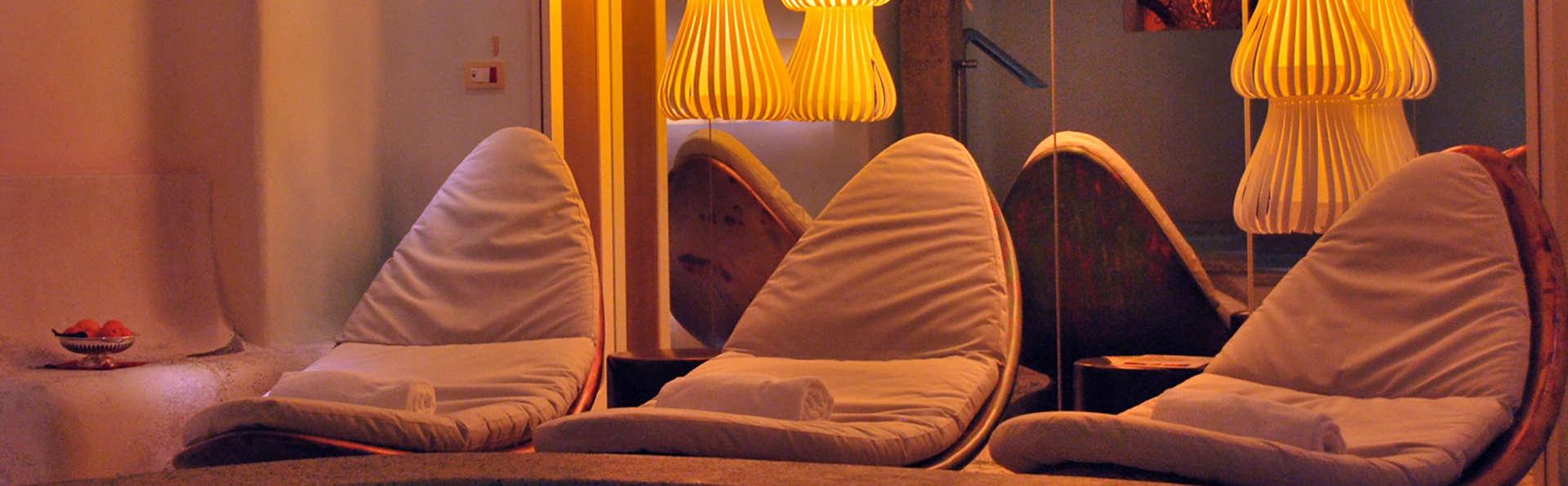 Détente et bien-être à Gênes, dans un élégant hôtel situé au centre-ville, avec massages inclus