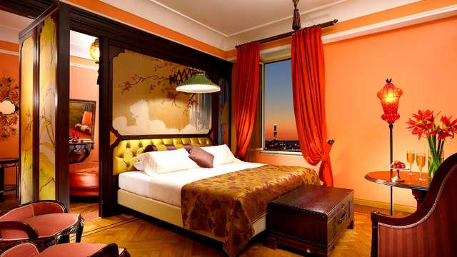 Offerta relax con SPA in centro a Genova in bellissima struttura 5*