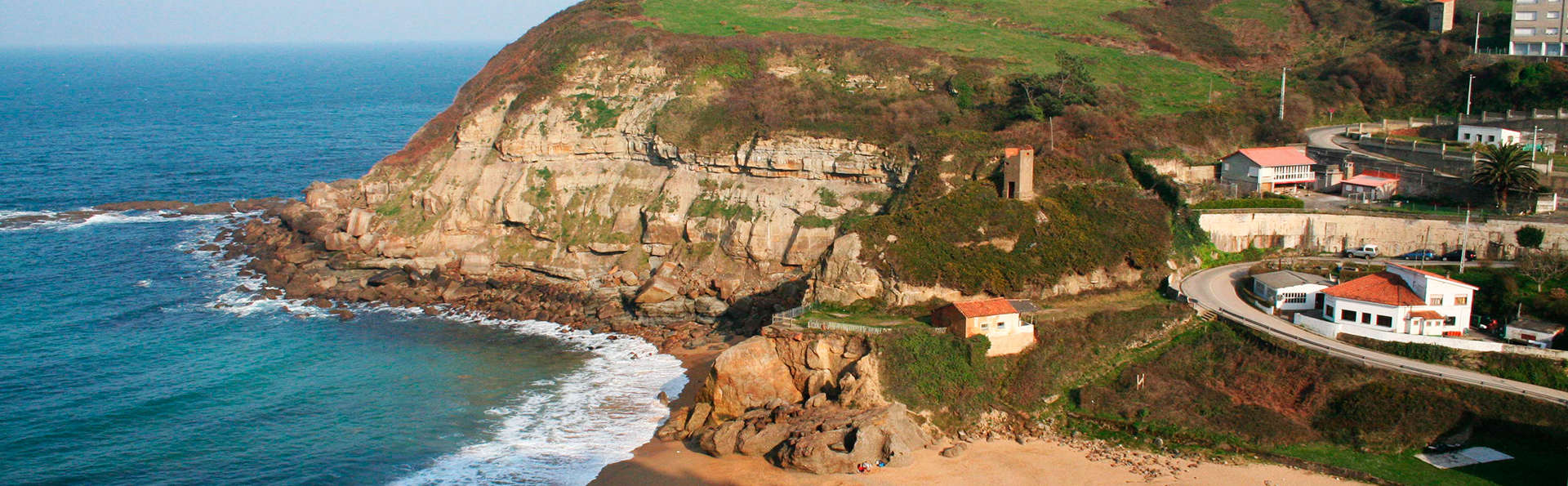 Escapada en plena naturaleza asturiana con botella de sidra y bombones ( desde 2 noches)