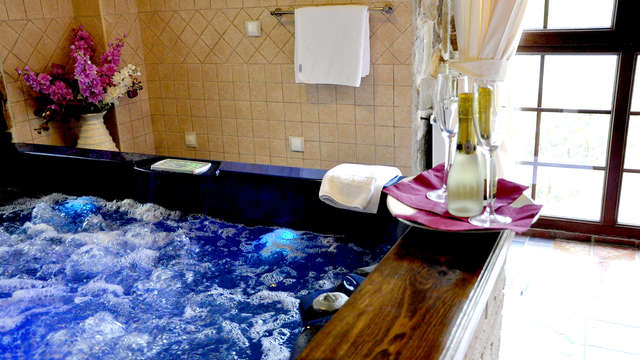 Romantisme et détente avec accès au jacuzzi en Cantabrie