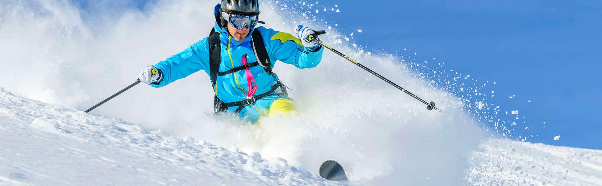 Profitez d'un séjour détente à la montagne avec forfait de ski !