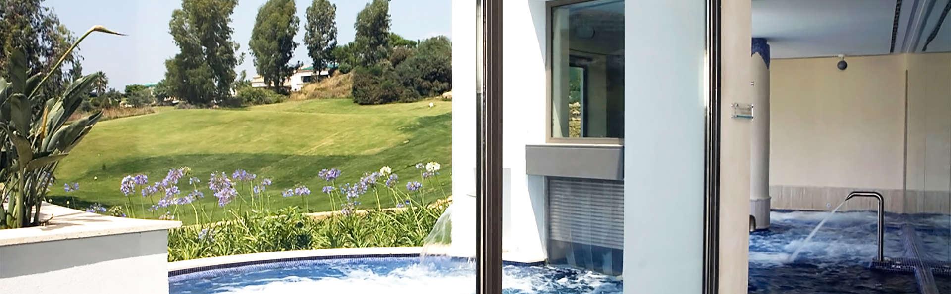 Offre exclusive : escapade de détente avec accès au spa dans un resort de luxe