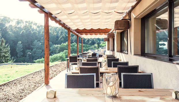 Romantisme, dîner dégustation et spa dans un Eco resort