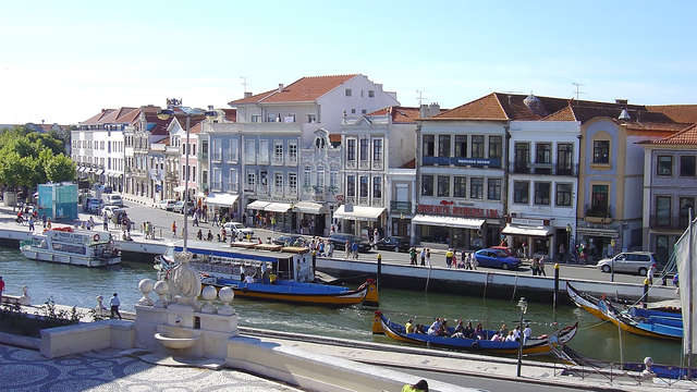 Escapada Romántica con Cena en la Venecia portuguesa (desde 2 noches)