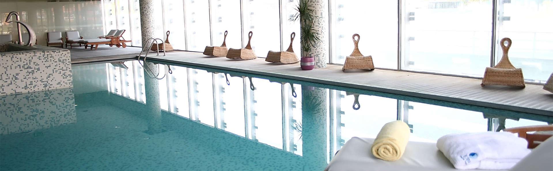 Escapada Relax con acceso al Spa y toque romántico en Aveiro