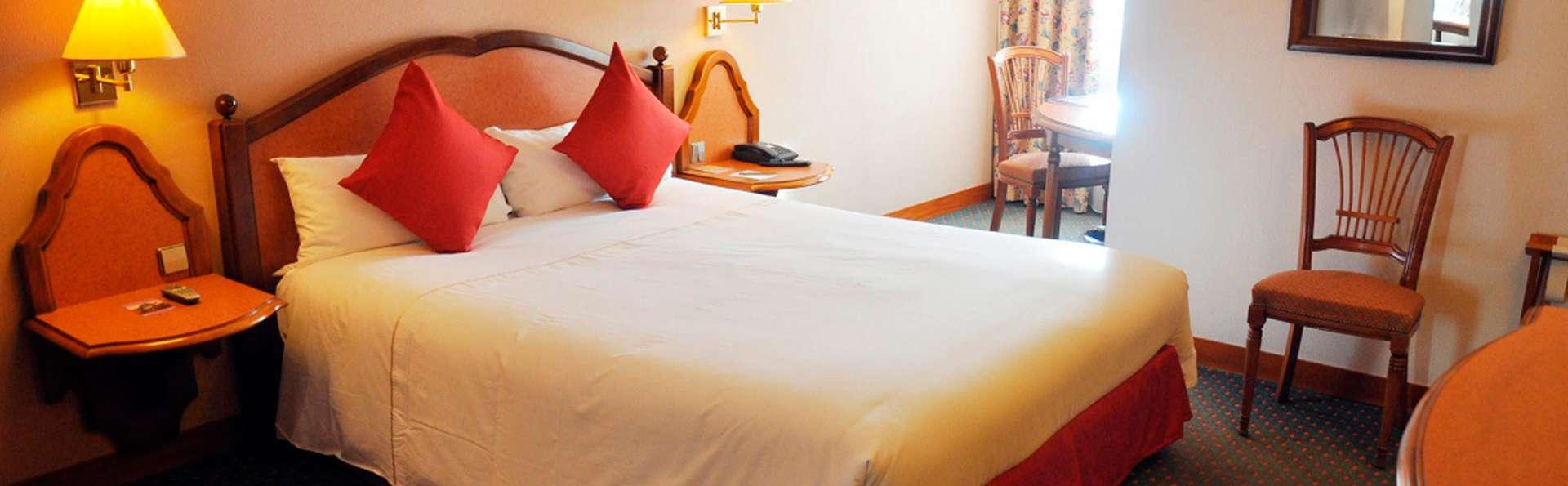 Descubre Andorra en este céntrico hotel con spa incluido