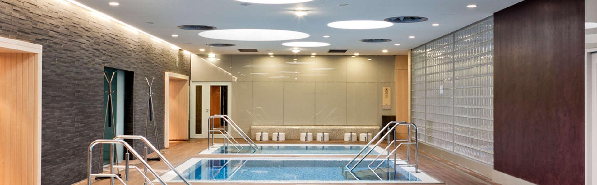 Week-end bien être dans un espace aquatique (avec accès illimité au spa) près d'Annecy