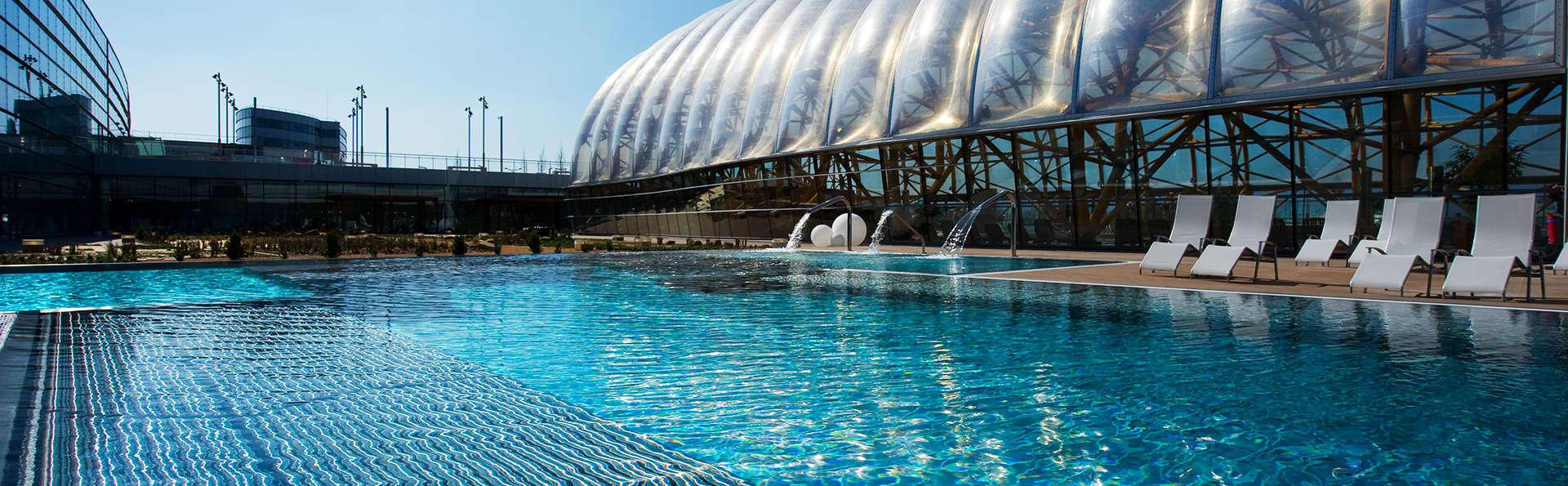 Bienestar y diversión en un parque acuático cerca de Annecy (limitado a 1 sesión/persona)
