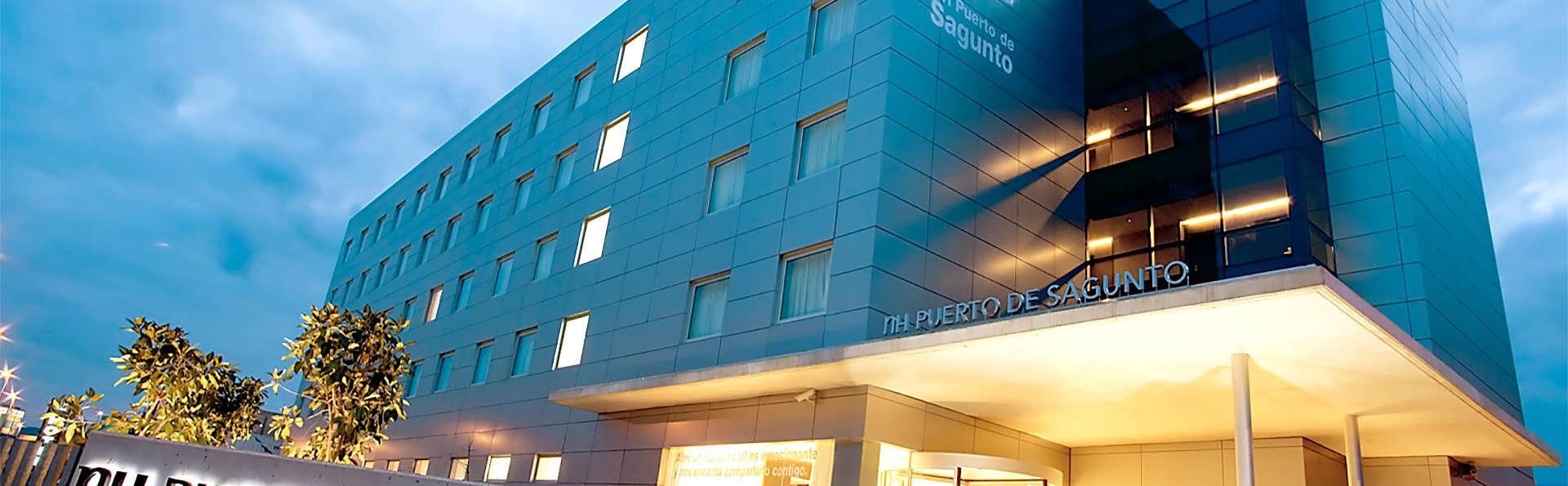 Hotel A Sagunto En Espagne