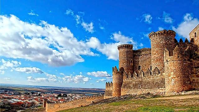 Escapada familiar en un palacio del siglo XVI y con entrada al castillo de Belmonte