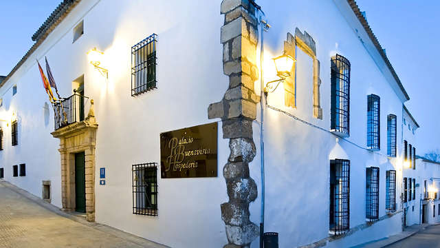 Palacio Buenavista Hospederia