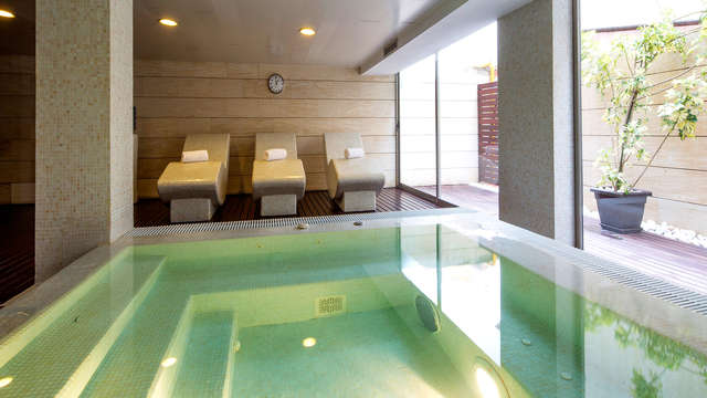 Escapada con vistas, spa y mucho estilo en Palma de Mallorca