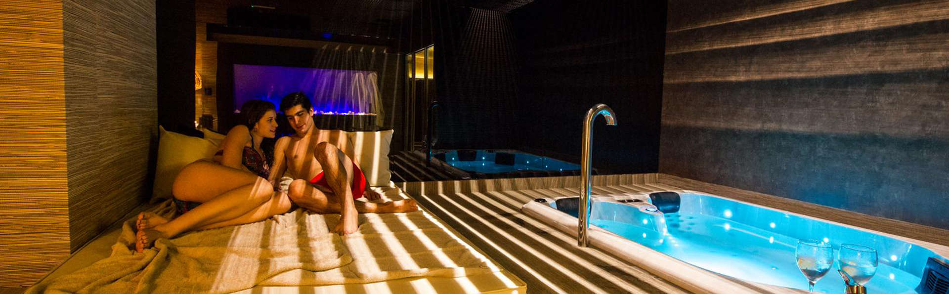 Spa Lovers: Escapada en pareja con Spa privado y Cena degustación 4* en Cantavieja