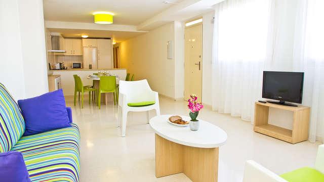Découvrez Séville dans un appartement pour 4 personnes en plein centre-ville (à partir de 2 nuits)