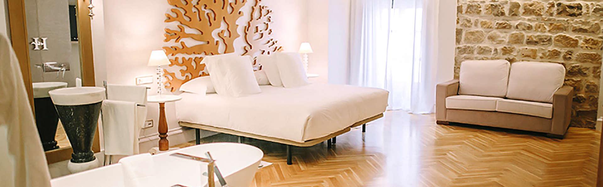 Gastronomía en la cuna del romanticismo: Hotel Palacio de Úbeda 5*