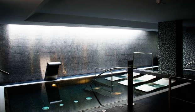 Experiencia relax con acceso al spa y cena en Valdepeñas