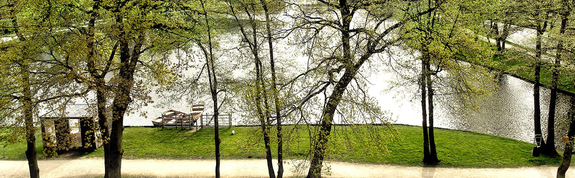 Genieten van de prachtige natuur in hartje Limburg (vanaf 2 nachten)
