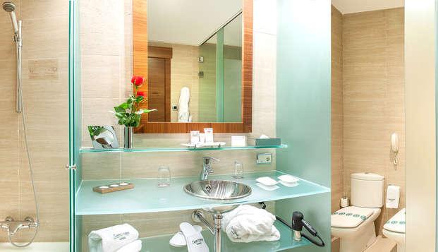 Sercotel Sorolla Palace - Bathroom