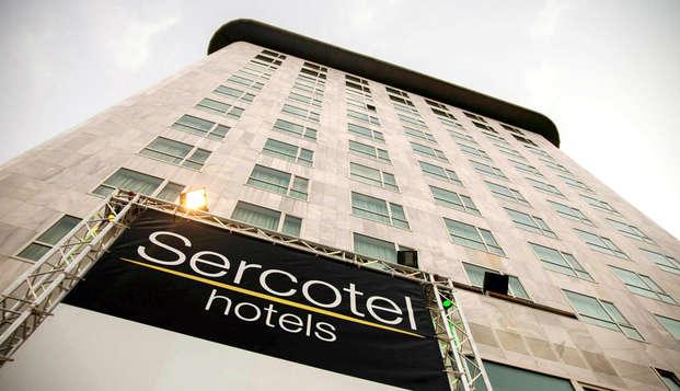 Sercotel Sorolla Palace - Front