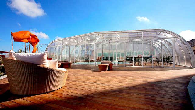Descubre todos los rincones de Valencia y disfruta de un detalle de bienvenida en un moderno 4*