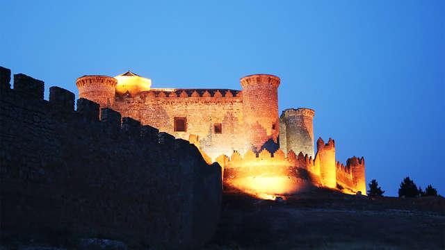 Visita al castillo para 2 adultos