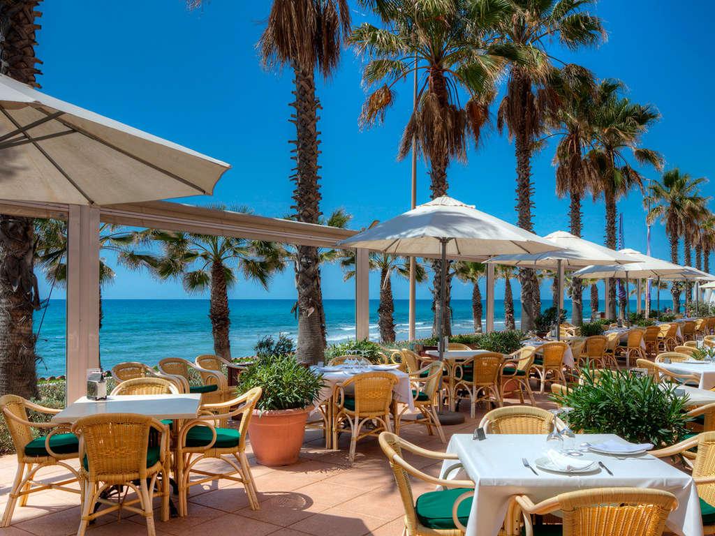 Séjour Espagne - Une escapade relaxante avec vue sur la mer à Sitges, vélos et parking inclus  - 4*
