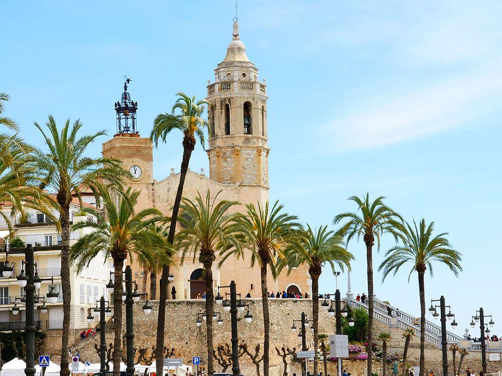 Séjour Sitges - Escapade avec vue sur la Méditerranée avec dîner, spa et parking  - 4*