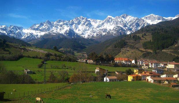 Especial Rebajas con spa, visita a la quesería y bodega en el valle de Liébana (desde 2 noches)