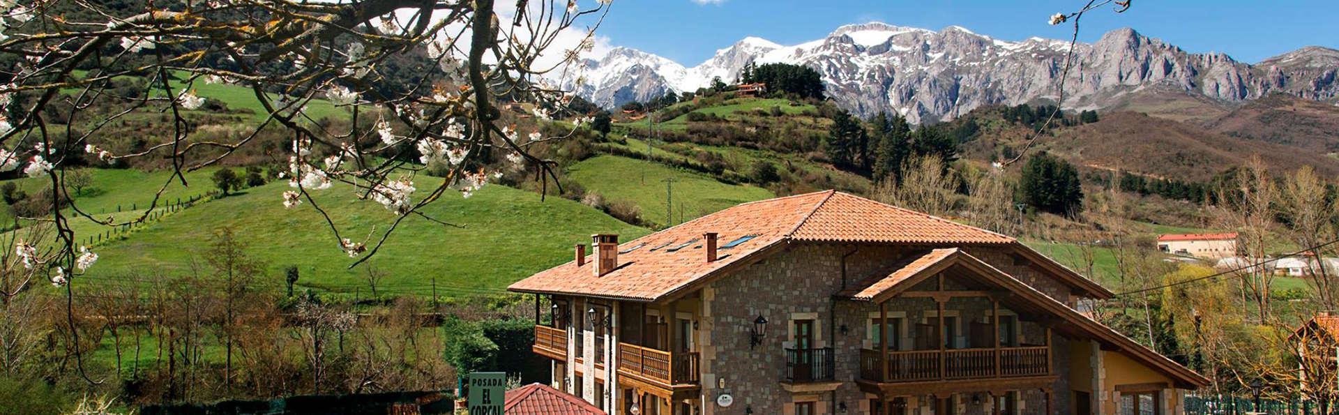 Especial Enología & Relax: Escapada con Spa, Visita a bodega y quesería en los Picos de Europa