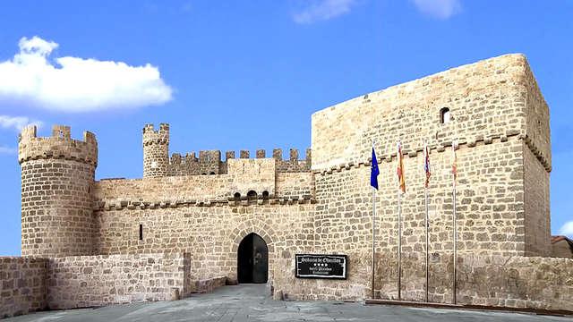 Escapada con Cena, Bombones y Cava en un Castillo Medieval del S.XV (desde 2 noches)