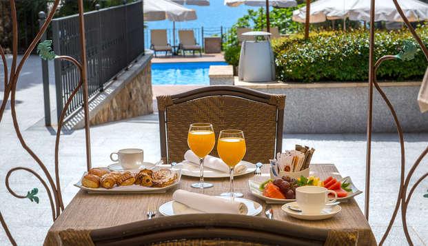 Salles Hotel Spa Cala del Pi - breakfast
