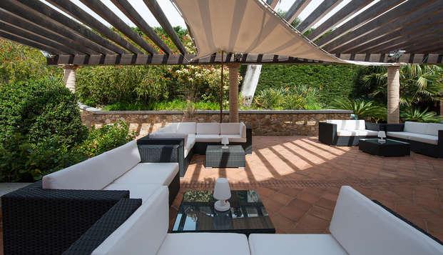 Salles Hotel Spa Cala del Pi - terrace