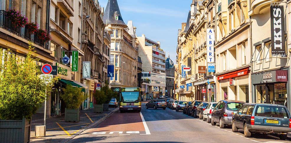 Appart 39 city reims parc des expositions 3 reims frankrijk for Appart city amsterdam