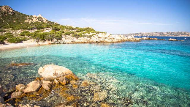 Relax tra le spiagge cristalline de La Maddalena in bilocale (non rimborsabile)