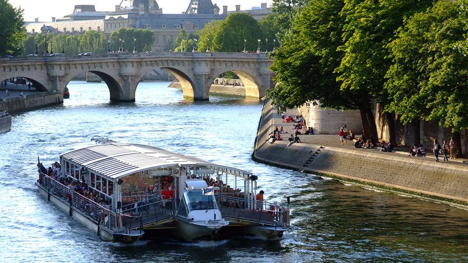 Best Western Faubourg Saint Martin - EDIT_river.jpg