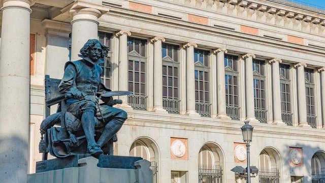Ontdek het Prado Museum tijdens je uitje in Madrid