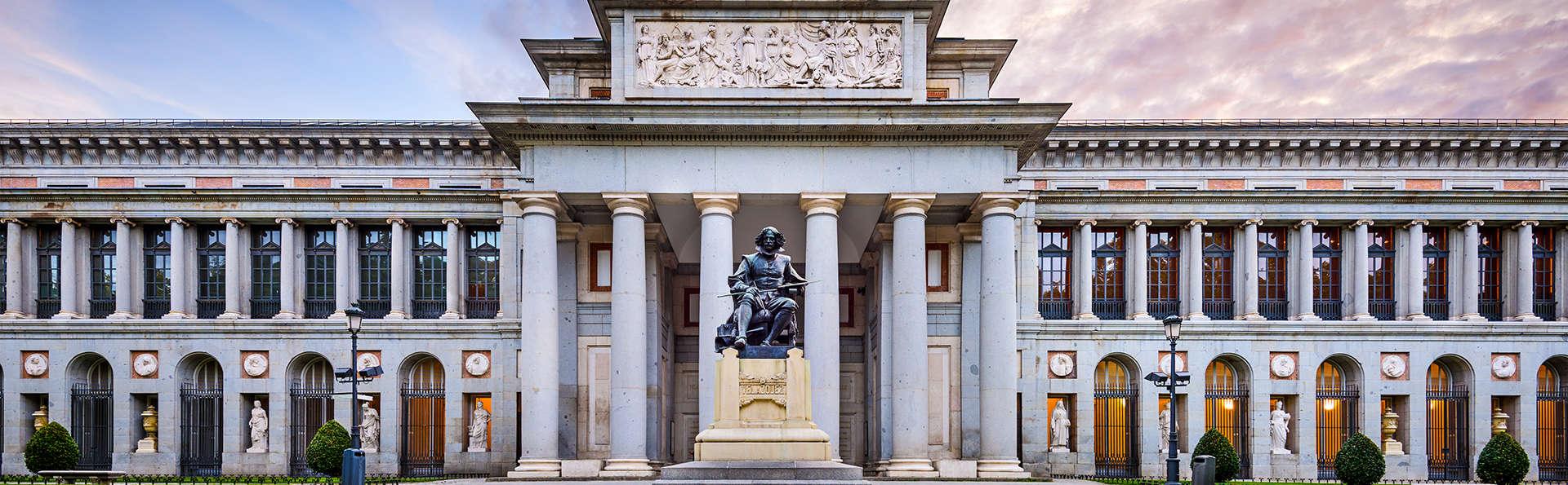 Luxe et culture avec la visite du musée Prado de Madrid