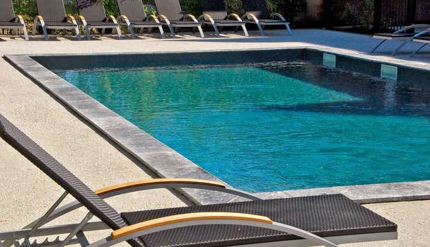 Week-end détente & spa sur le bassin d'Arcachon