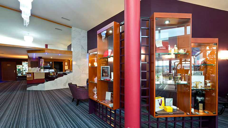 Best Western La Fayette Hôtel & Spa - edit_lobby_recepcion.jpg