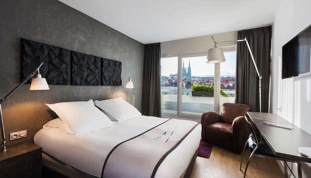 Best Western Plus Hotel Litteraire Alexandre Vialatte - room