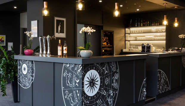 Best Western Plus Hotel Litteraire Alexandre Vialatte - bar