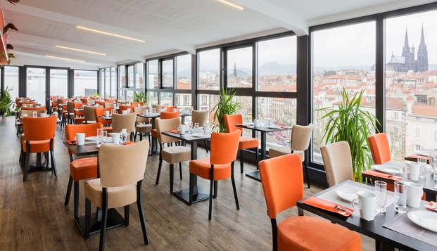 Best Western Plus Hotel Litteraire Alexandre Vialatte - breakfastbar