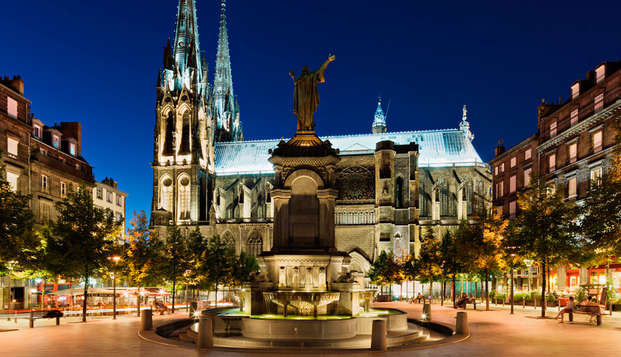 Best Western Plus Hotel Litteraire Alexandre Vialatte - destination