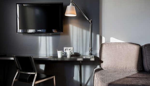 Best Western Plus Hotel Litteraire Alexandre Vialatte - detailroom