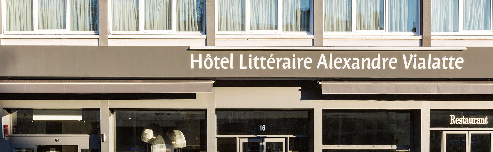 Best Western Plus Hôtel Littéraire Alexandre Vialatte - EDIT_front.jpg